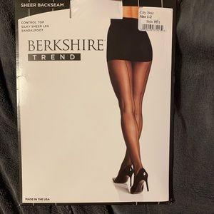Berkshire Trend Pantyhose. Size 1-2